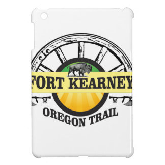 seal fort kearney iPad mini cover