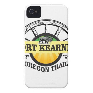 seal fort kearney iPhone 4 case