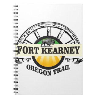 seal fort kearney notebook