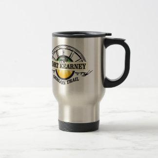 seal fort kearney travel mug