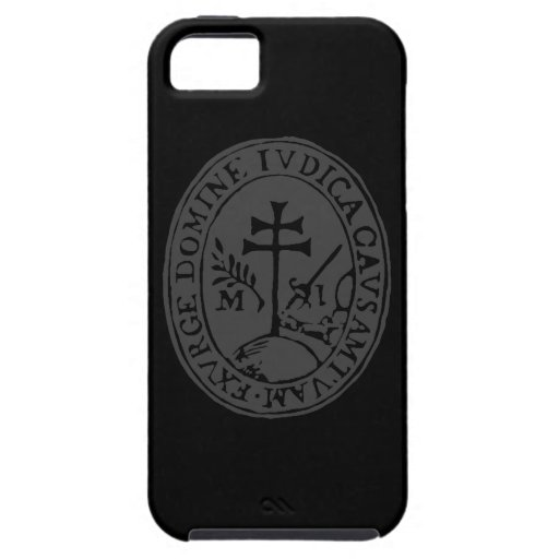 Seal: Holy Office of the Inquisition (New Spain) iPhone 5/5S Cases