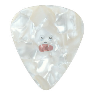 Seal is crying Zr2rw Pearl Celluloid Guitar Pick