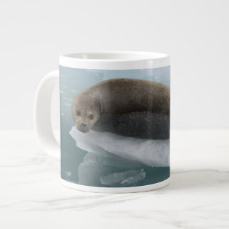seal large coffee mug