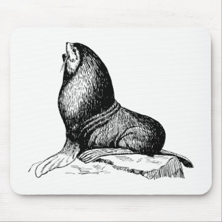 Seal Mouse Pad