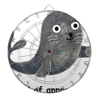 Seal of Approval Dartboard