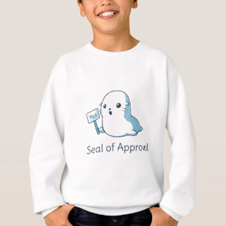 Seal Of Approval Tee T-shirt