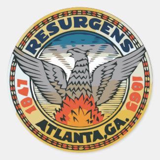 Seal of Atlanta, Georgia