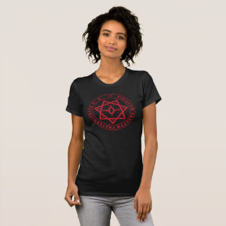 Seal of Babylon - Red Text Edition T-Shirt