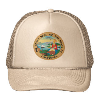 Seal of California Cap
