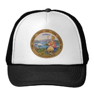 Seal of California Hat