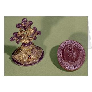 Seal of Cosimo de Medici Card