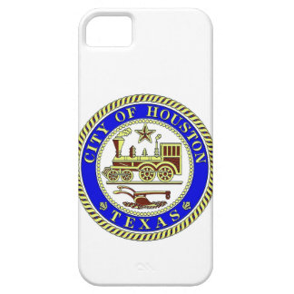 Seal of Houston iPhone 5 Case