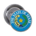 Seal of Texas Pin