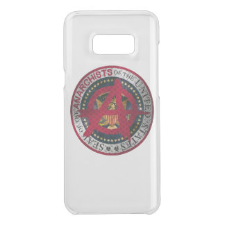 Seal of the Anarchists of the United States Uncommon Samsung Galaxy S8 Plus Case
