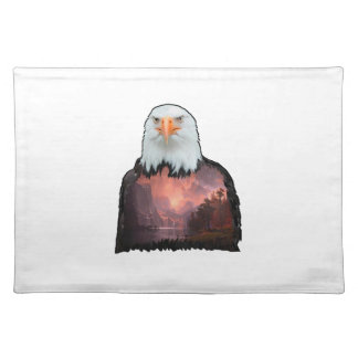 Seal of the Brave Placemat