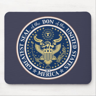Seal of the Don Mouse Pad