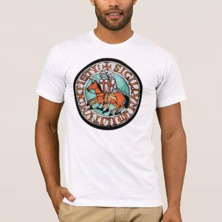 Seal of the Knights Templar T-Shirt