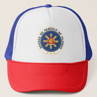 Seal of the President of the Philippines. Trucker Hat