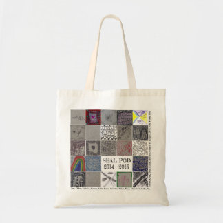 Seal Pod 2014-2015 #2 Tote Bag