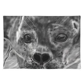Seal Pup Placemat