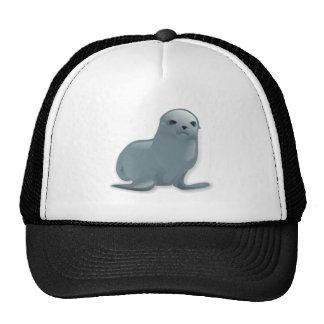Seal seal hat