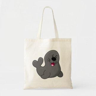 Seal Tote Bag