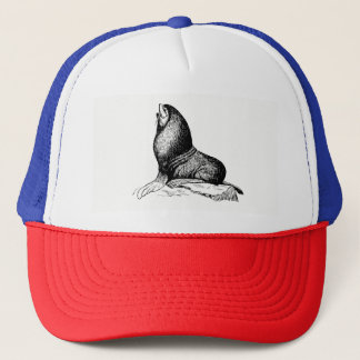 Seal Trucker Hat
