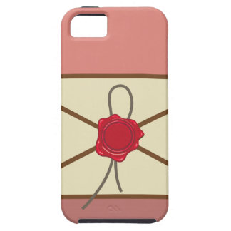 Sealed Envelope Vector Case For The iPhone 5
