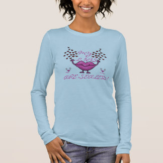 SEALED! Ladies Long sleeve Long Sleeve T-Shirt