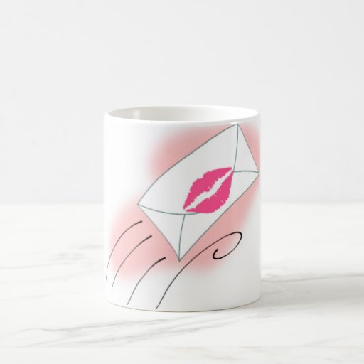 Sealed With A Kiss Mugs