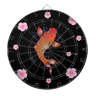 Sealife Koi Fish Dartboard