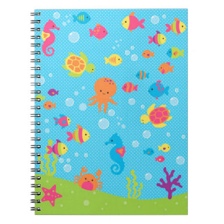 Sealife Notebook