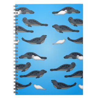 Seals Notebooks