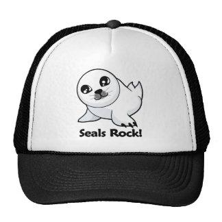 Seals Rock! Hats