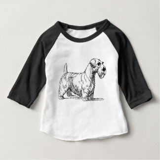 Sealyham Dog Baby T-Shirt