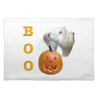 Sealyham Terrier Boo Placemat