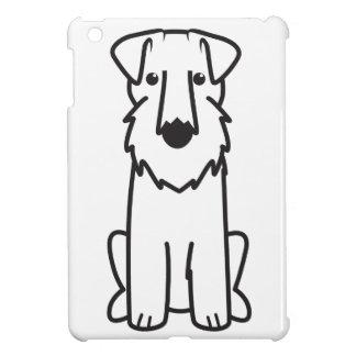 Sealyham Terrier Dog Cartoon iPad Mini Cases
