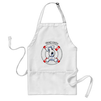 Sealyham Terrier First Mate Apron