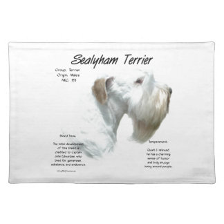 Sealyham Terrier History Placemat