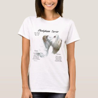 Sealyham Terrier History T-Shirt