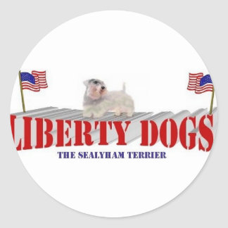 Sealyham Terrier Stickers