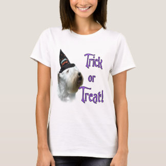 Sealyham Terrier Trick or Treat T-Shirt
