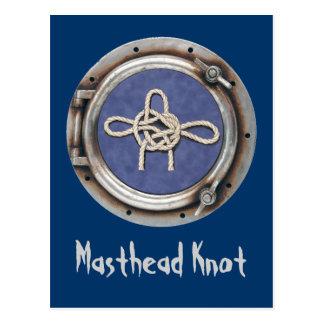 Seamen s Knots Post Card