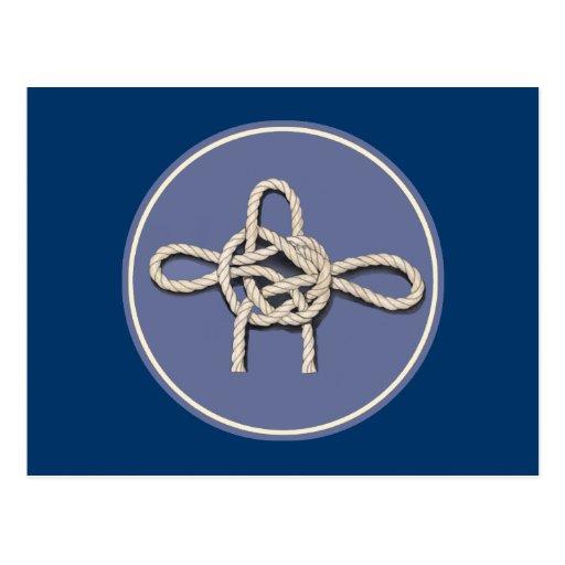Seamen's Knots Post Cards