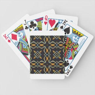 seamless #4 poker deck
