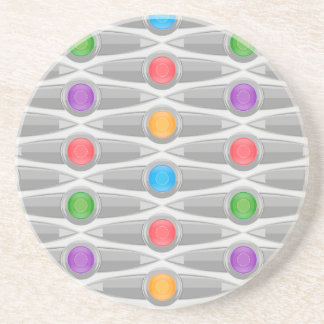 seamless-pattern #10 coaster