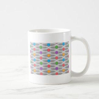 seamless-pattern #10 coffee mug