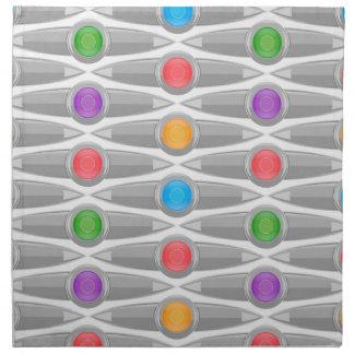 seamless-pattern #10 napkin