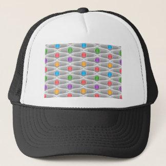 seamless-pattern #10 trucker hat