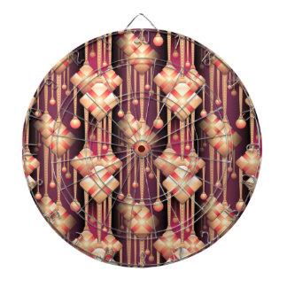 seamless-pattern dart board